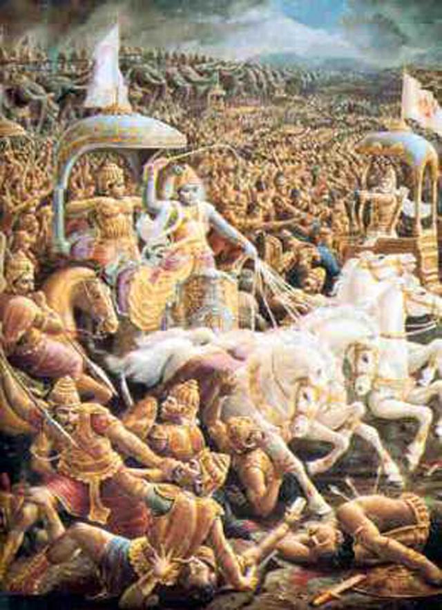 Summary of mahabharat